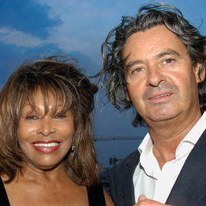 Tina Turner και Erwin Bach - 16 χρόνια