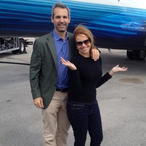 Katie Couric and John Molner - 7 χρόνια