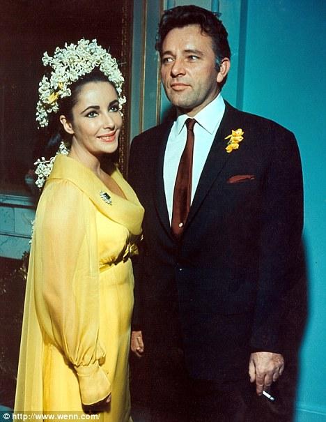 Ο πρώτος γάμος τους το 1964