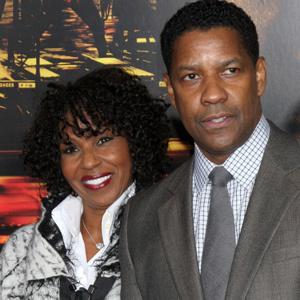 Denzel Washington και Pauletta Pearson Washington - 4 χρόνια