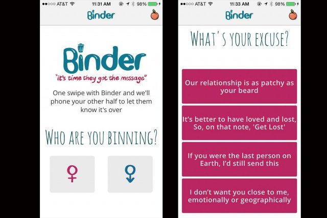 binder app
