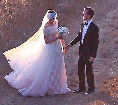 Μυστικοί γάμοι των celebrities