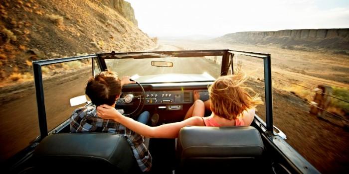 road trip με το ταίρι