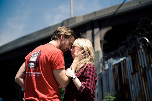 Ryan Gosling & Michelle Williams στο Blue Valentine