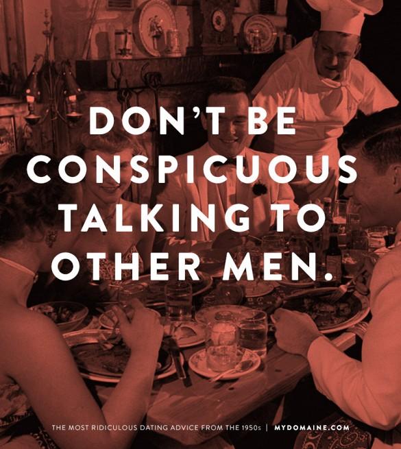 γελοίες συμβουλές φλερτ