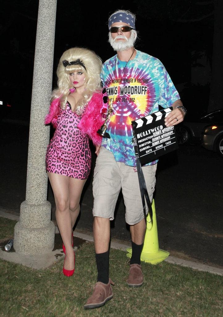 Fergie και Josh Duhamel ως Angelyne και Dennis Woodruff