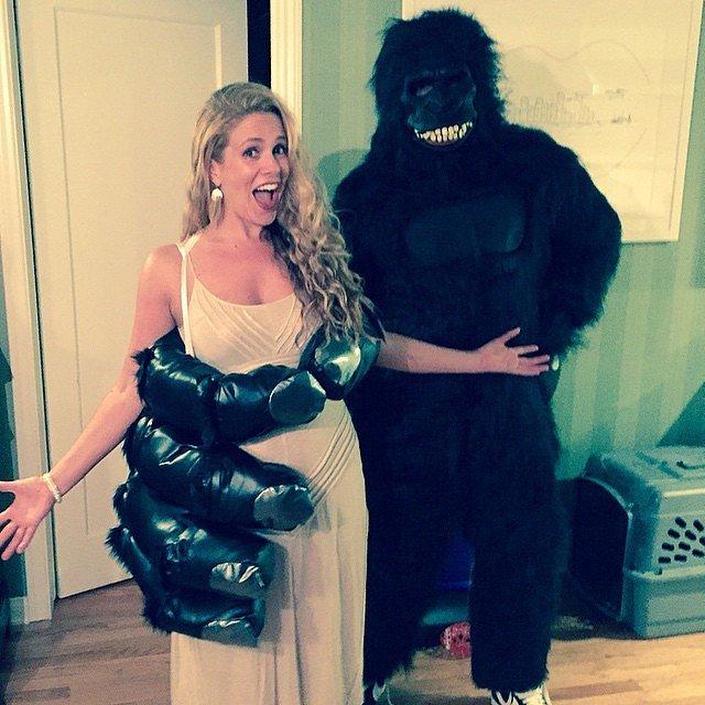 CaCee Cobb και Donald Faison ως King Kong και Ann Darrow