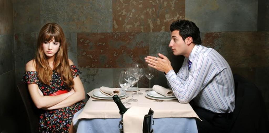 ραντεβού μετά το χωρισμό