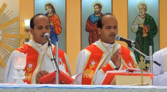 Οι ιερείς