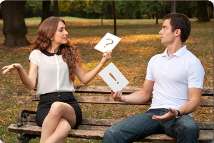 επικοινωνία ζευγάρι
